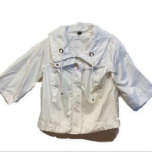 Ambition White Spring Jacket